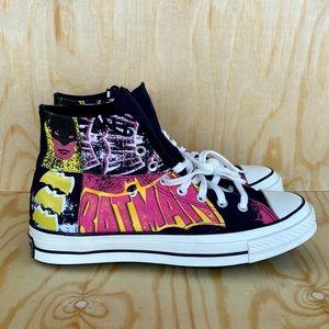 Converse Chuck Taylor x Batman Athletic Shoes